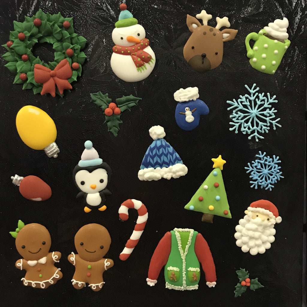 Sweet Elite Pattern Sheets Christmas And Winter The Cookie Countess