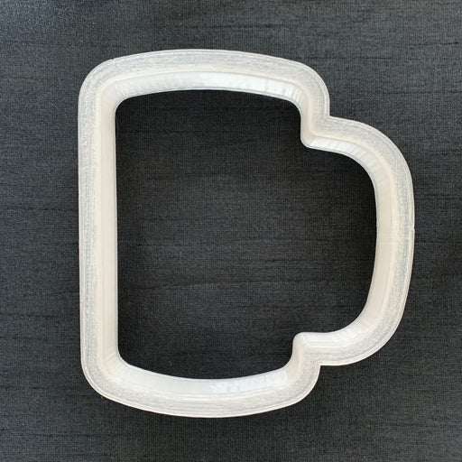 His Mug Cookie Cutter