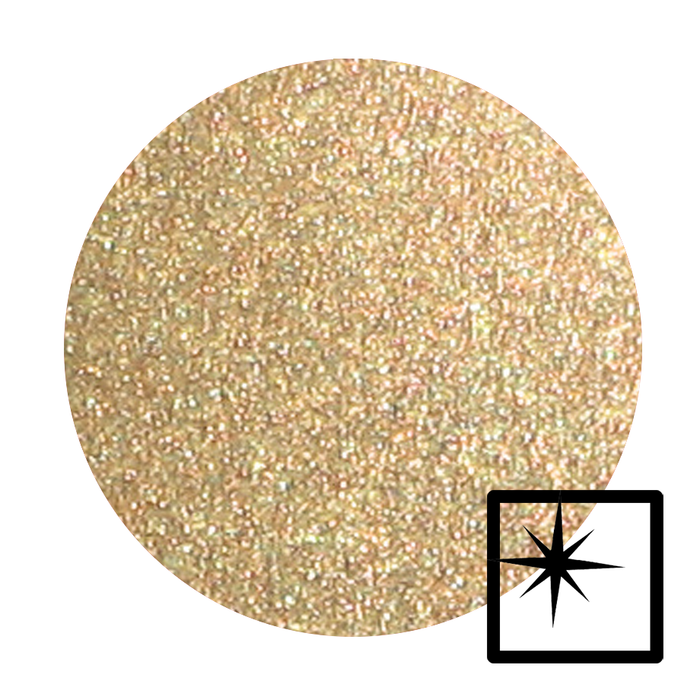 Hybrid Luster Dust -Golden Bronze 2.5g