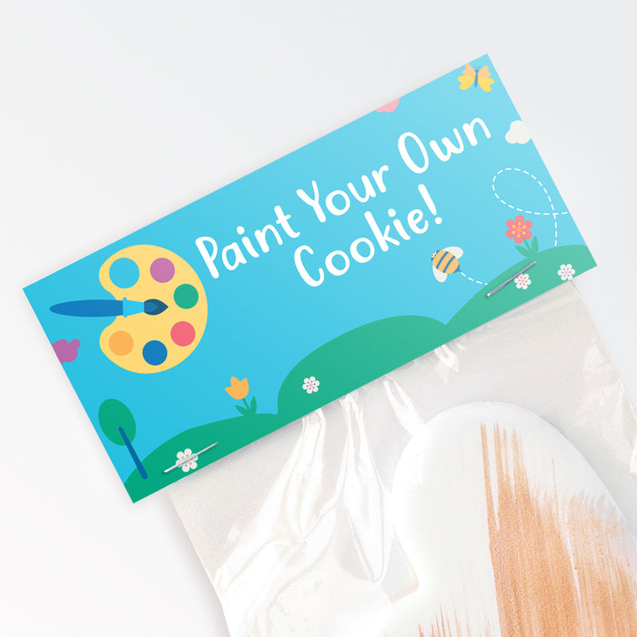 "Bag Topper 4"" with PYO Instructions - Creative Kids"