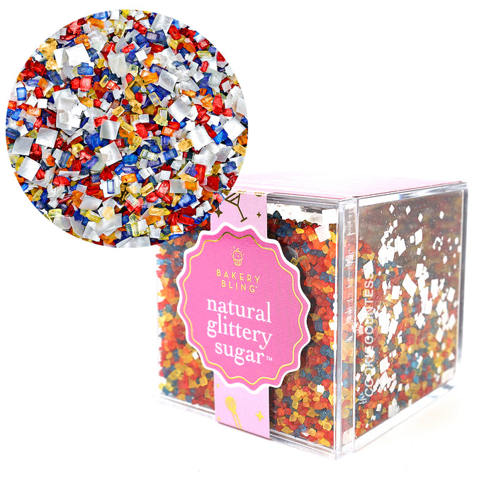 Glittery Sugar - Carnival Queen *Natural*