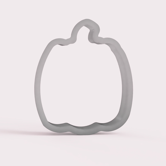 Squared Pumpkin Cookie Cutter