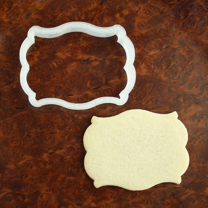 Greenwich Plaque - Cookie Cutter