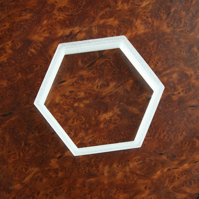 Jamestown Hexagon - Cookie Cutter