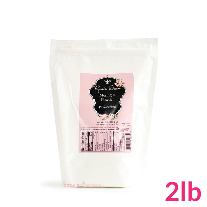 Genie's Dream Meringue Powder 2lb