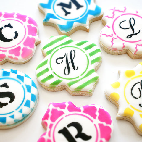 Stripes Monogram