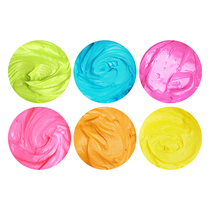 Cookie Countess Gel Icing Color Set - Neon Collection