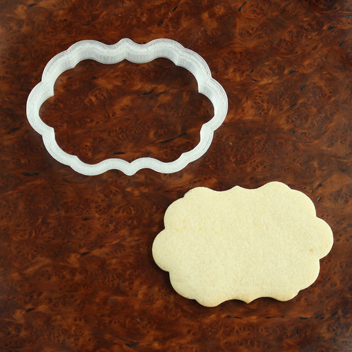 Newport Plaque - Cookie Cutter