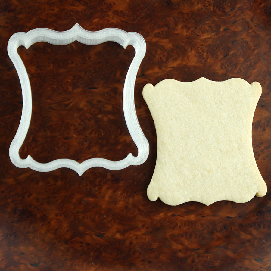 Providence Plaque - Cookie Cutter