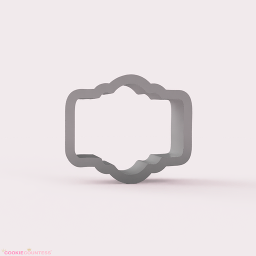 Hope Plaque - Cookie Cutter