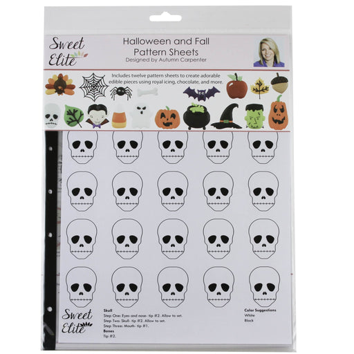 Sweet Elite Pattern Sheets -  Halloween & Fall