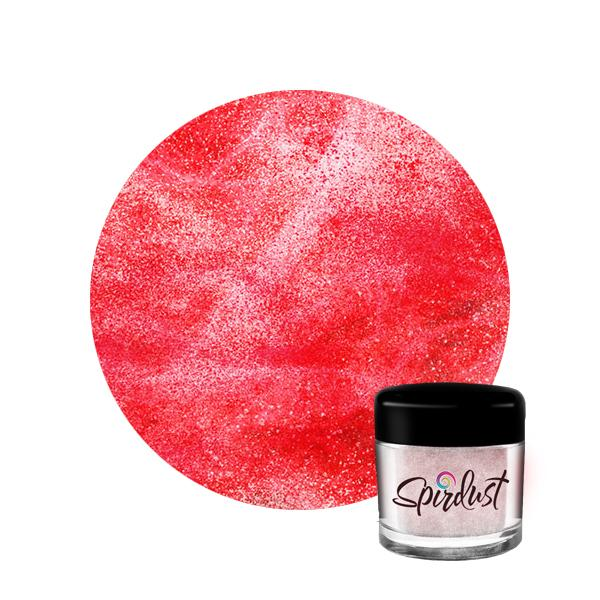 Cocktail Glitter - Red