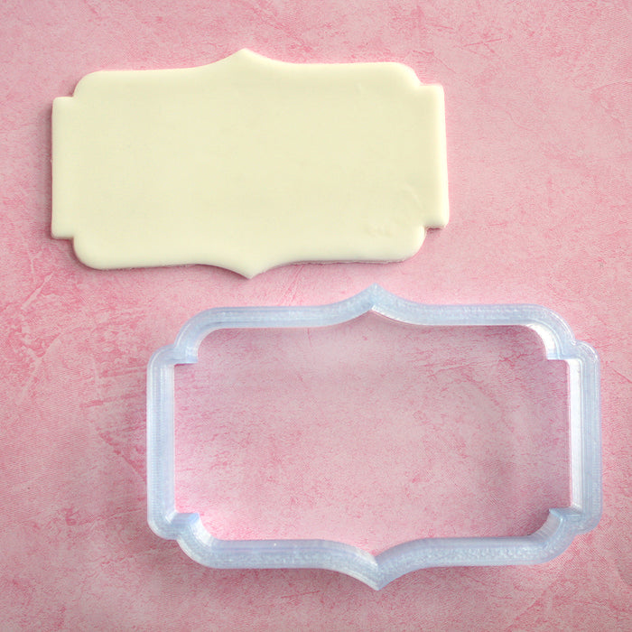 Rhode Island Plaque Cookie Cutter The Cookie Countess