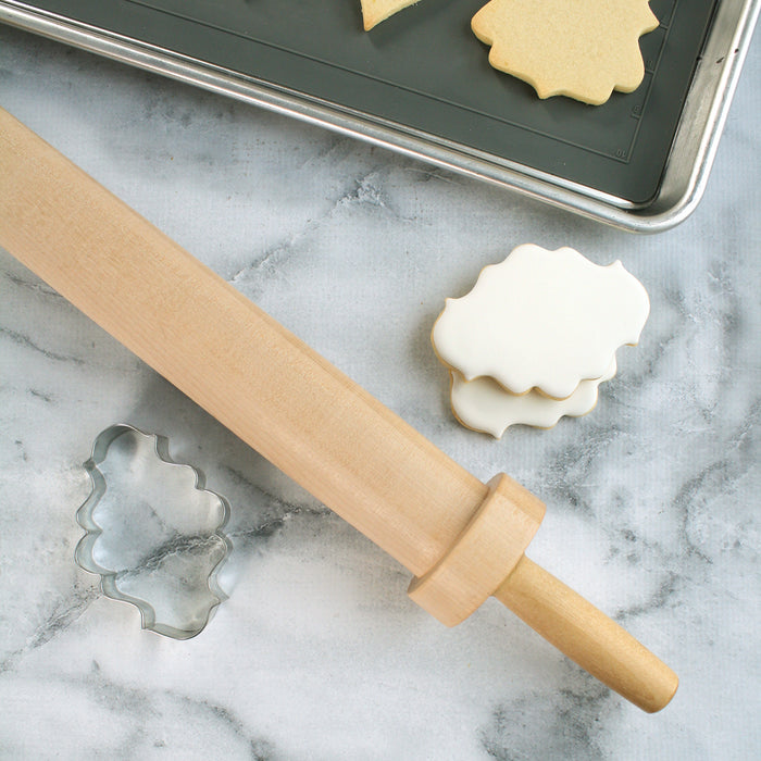 The Cookie Countess Precision Rolling Pin - Version 2.0 - 3/8""