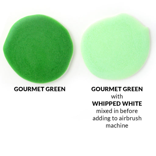 Cookie Countess - Whipped White edible airbrush color 2oz