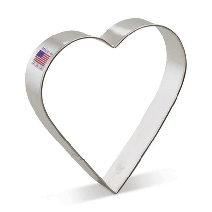 "Extra Large Heart Cutter 5"" *163*"