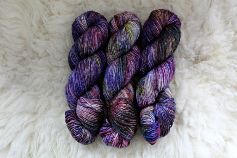 Aster & Allium - BFL DK - Bluefaced Leicester - DK Weight - Non Superwash