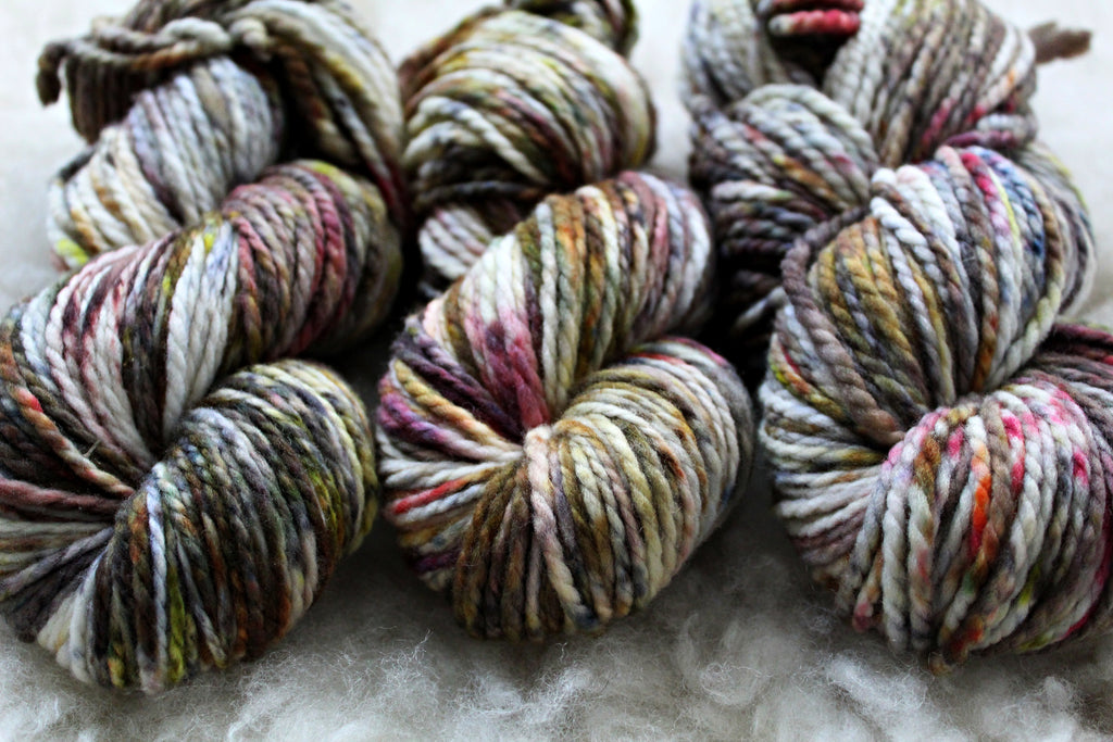 31 - Merino Rambouillet Bulky - Bulky Weight - Non-Superwash