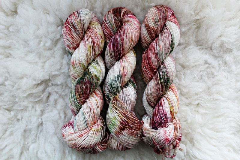 Cookie Exchange - BFL Mohair (410 yds) - Fingering Weight - Non-Superwash