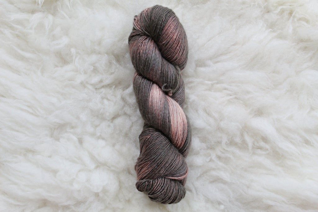 French Silk - Single Ply Merino Fingering Yarn - Non Superwash