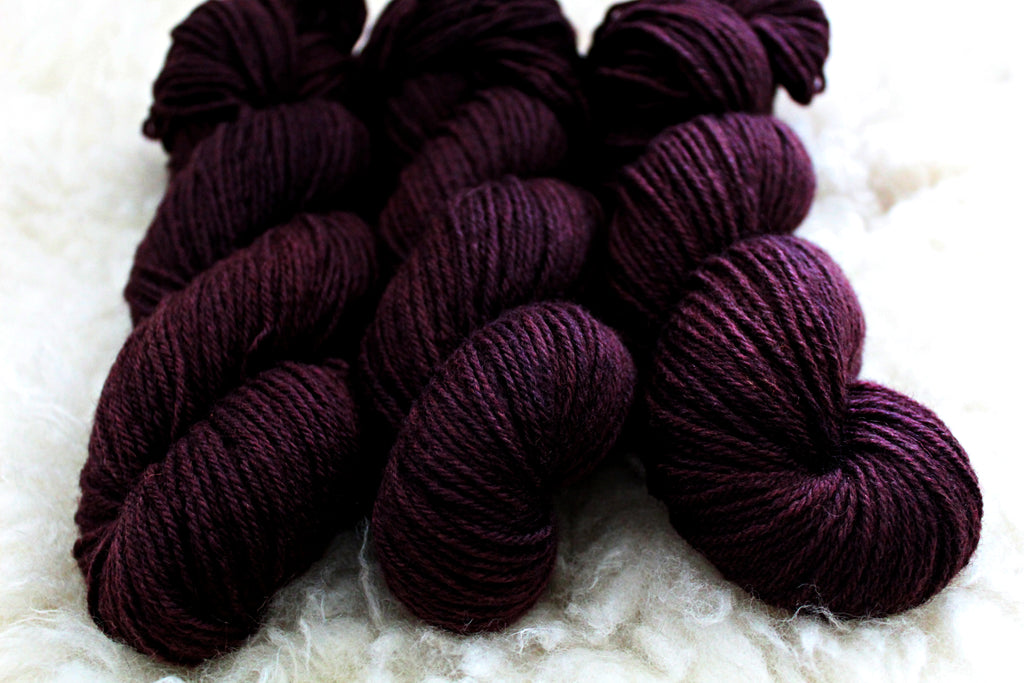 Dyed-to-Order - Galaxy - Non-Superwash - Fingering, Sport & DK Bases