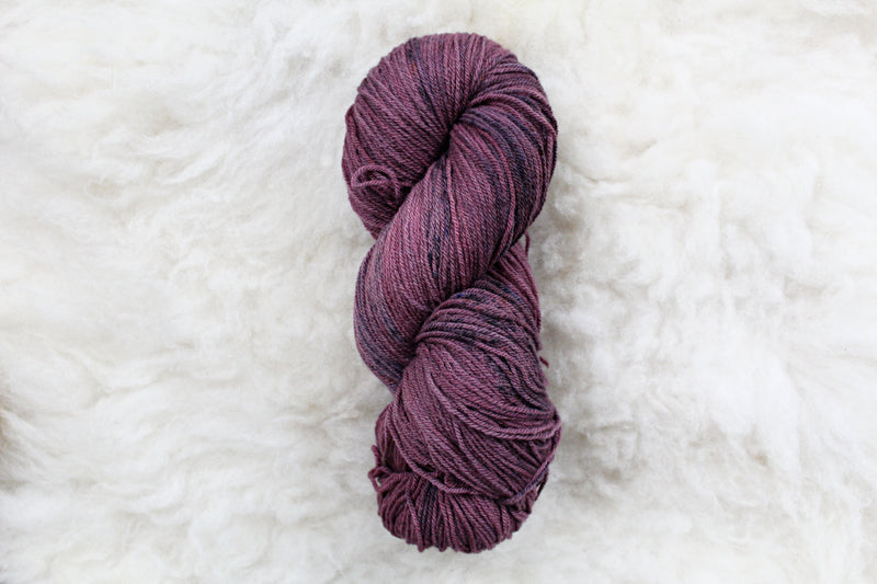 Dyed-to-Order - Neverwhere - Non-Superwash - Fingering, Sport & DK Bases