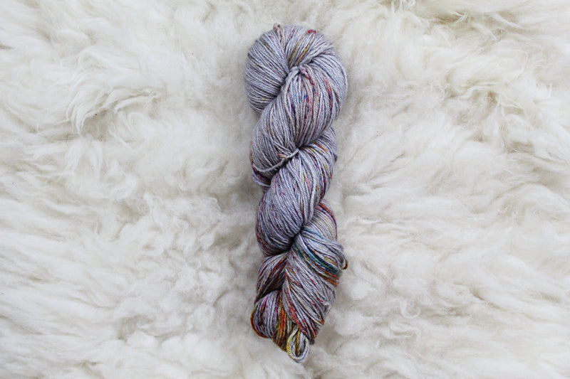 Custom Ordered Yarn - BFL DK - 100% British Bluefaced Leicester - DK Weight - Non-Superwash