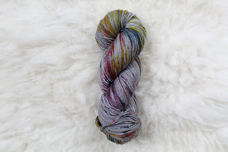 Dyed-to-Order - I Want to Go to There - Non-Superwash - Fingering, Sport & DK Bases