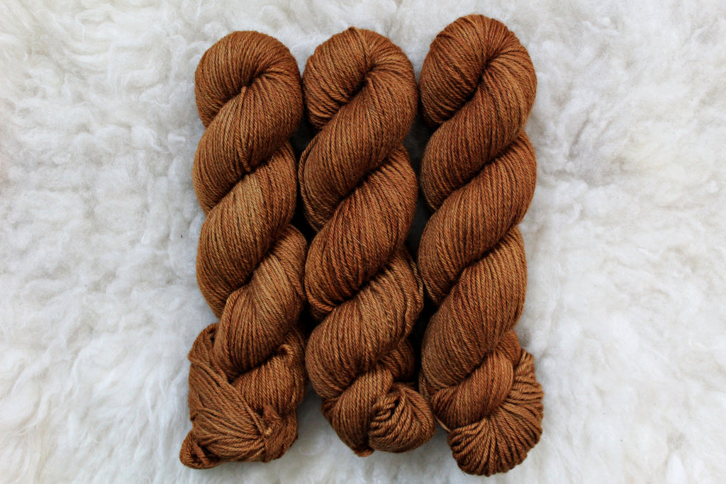 October - BFL DK - Bluefaced Leicester - DK Weight - Non Superwash