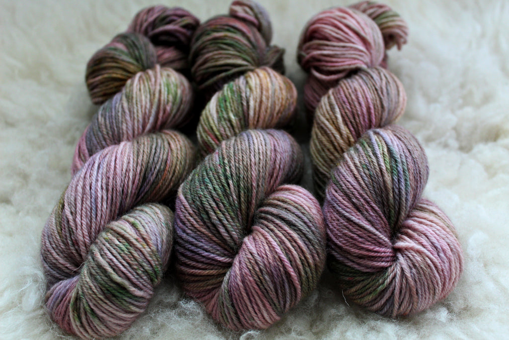 Once in a Lifetime #639 - BFL DK - Bluefaced Leicester - DK Weight - Non-Superwash