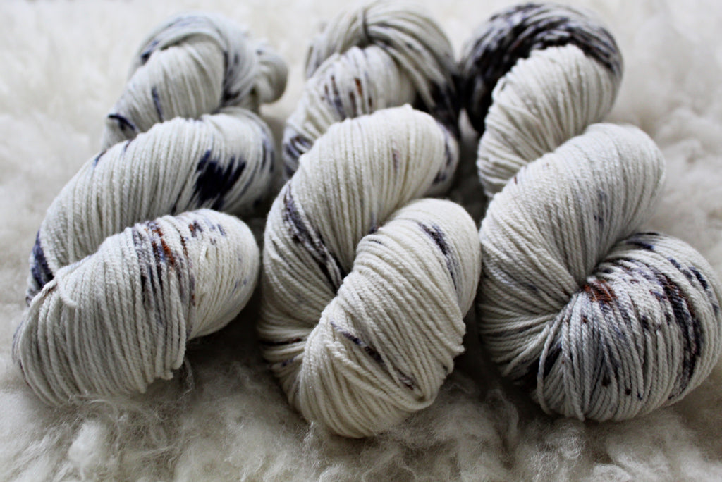 Dyed-to-Order - Or Am I? - Non-Superwash - Fingering, Sport & DK Bases