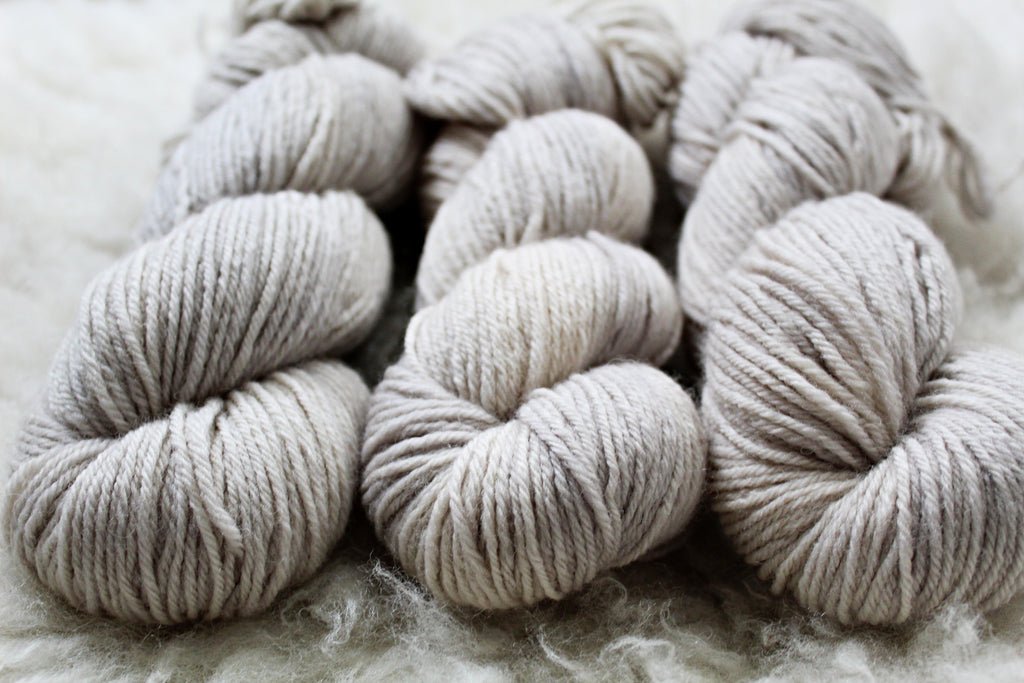 Dyed-to-Order - Patronus - Non-Superwash - Fingering, Sport & DK Bases