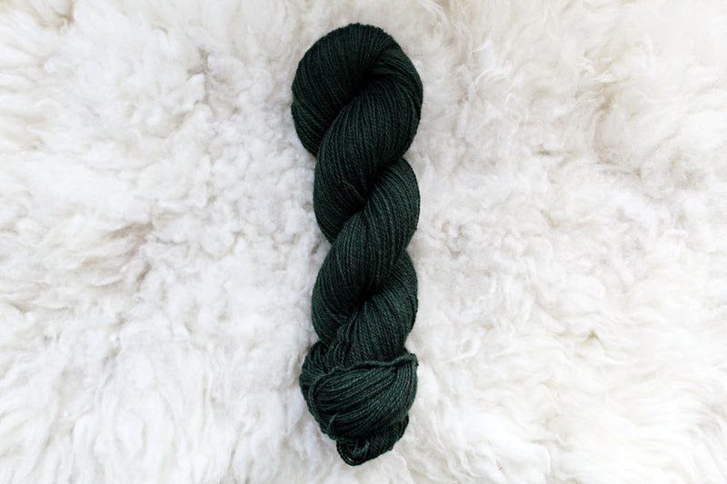 Schwarzwald - BFL Mohair (410 yds) - Fingering Weight - Non-Superwash
