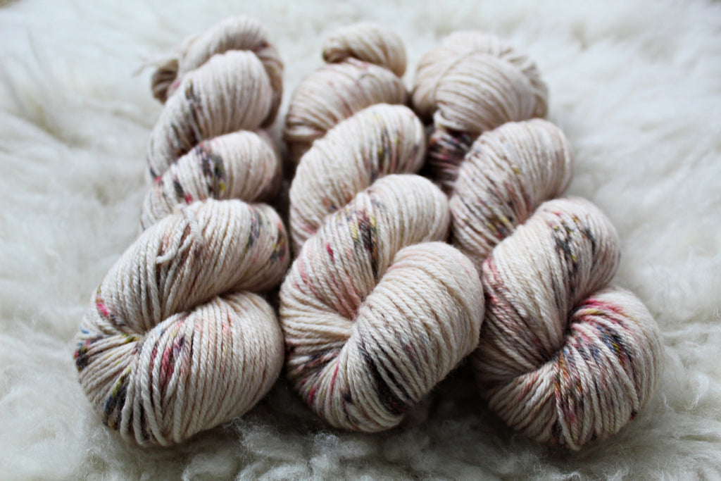 Sparrow - BFL DK - Bluefaced Leicester - DK Weight - Non-Superwash