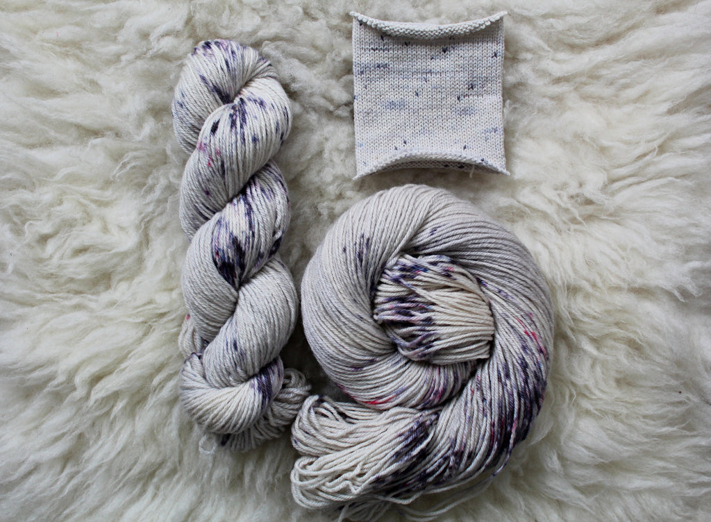 Wisteria - BFL DK - Bluefaced Leicester - DK Weight - Non Superwash