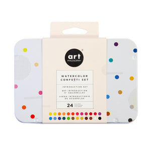 Acuarelas Art Philosophy Confetti