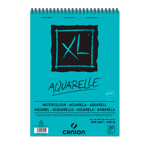 Block Canson XL Aquarelle