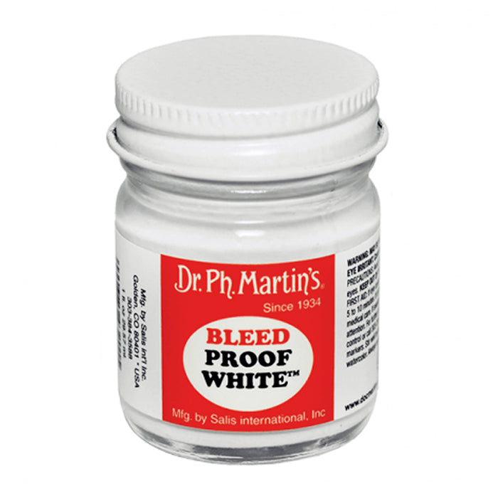 Tinta Dr Ph Martin's Bleedproof White