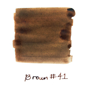 Tinta Noodler's Brown #41