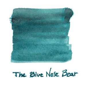 Tinta Noodler's The Blue Nose Bear