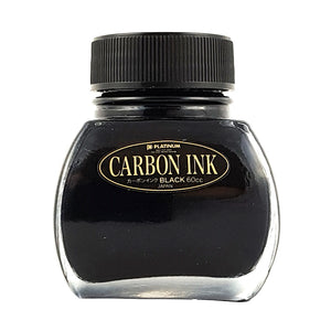 Tinta Platinum Black Carbon Ink