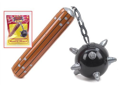 Inflatable Mace & Ball