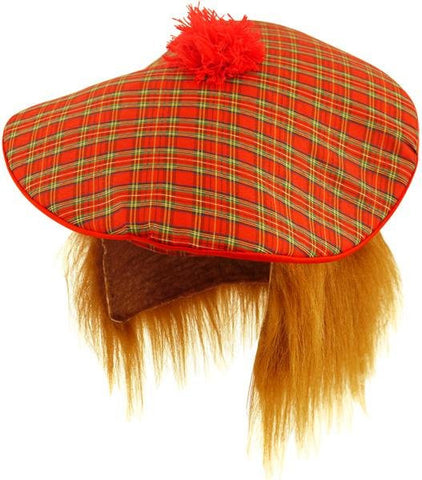 'See You Jimmy' style Scottish Hat