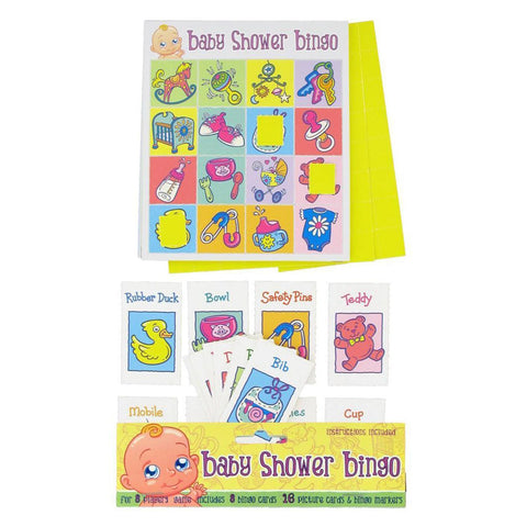 Baby Shower - Bingo Game