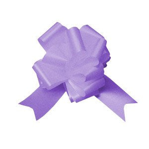 Pull Bow - Lavender