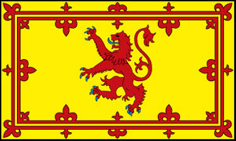 Scottish Lion Flag Bunting