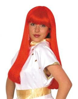 Red 'Cher' Wig