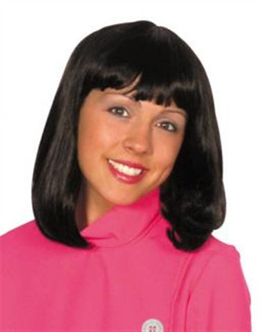 Black Cheerleader Wig