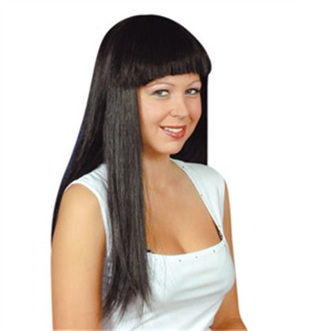 Black Country Girl Wig
