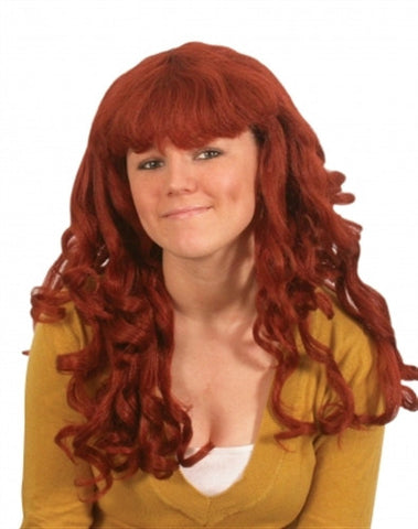 Party Girl Wig - Auburn